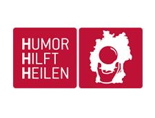 HUMOR HILFT HEILEN.