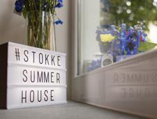 (de) bauchgefühl presents: Das Stokke Summer House!