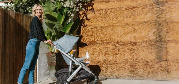 UPPAbaby Kinderwagen aktuelles Projekt